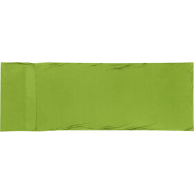 Sea to Summit Expander Liner Traveller with Pillow Slip green